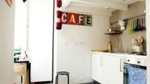 PONTE MILVIO – Grazioso monolocale – Elegantemente rifinito Arredato con piccolo Giardino