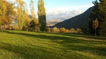 ABRUZZO – CELANO -OVINDOLI – – Deliziosa Baita su 4 Livelli con ampio Parco