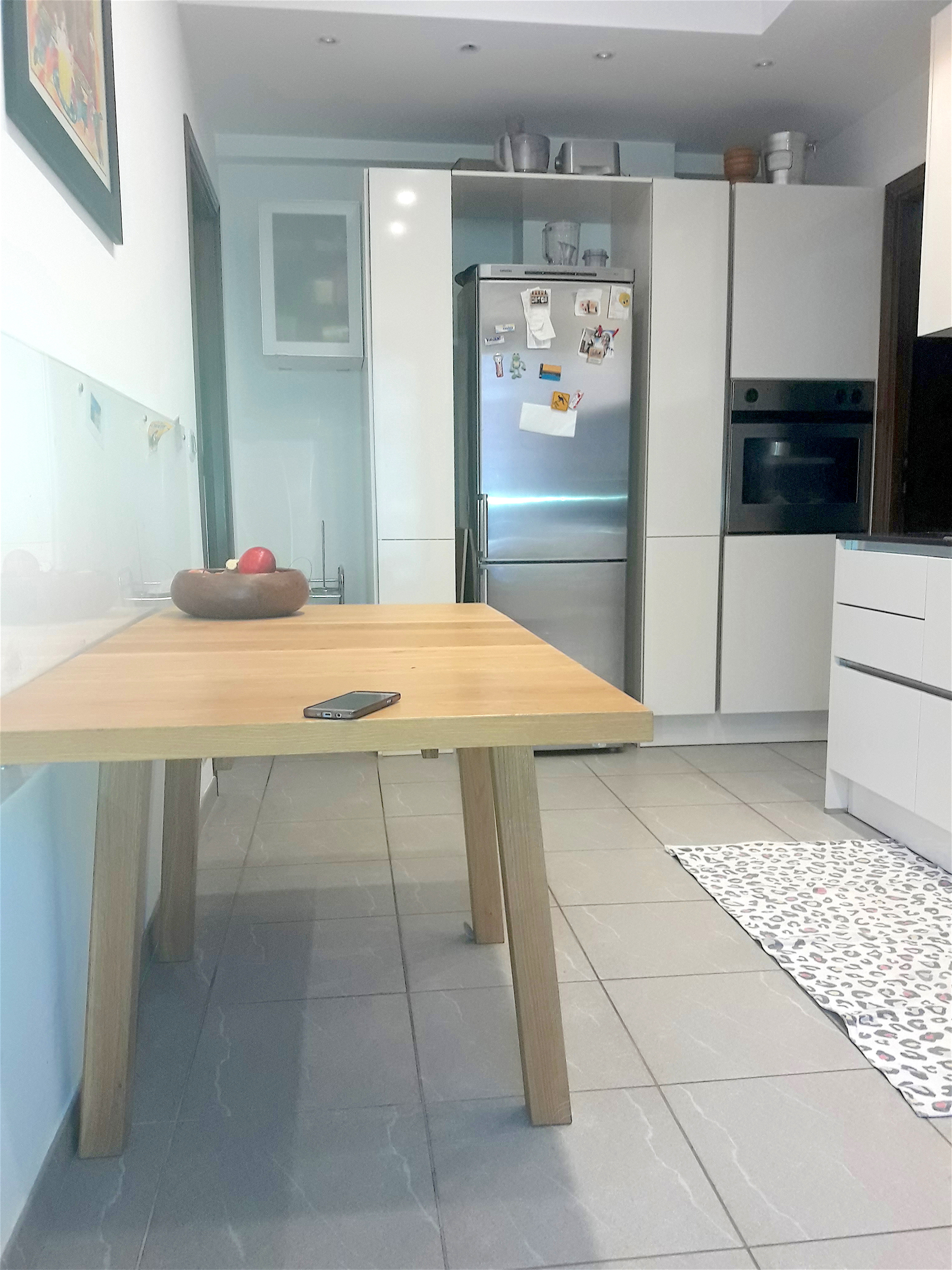 Cucina Appartamento Collina Lanciani -ROMACASA