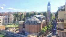 VIA SALENTO – Appartamento ampia metratura piano alto con Balcone