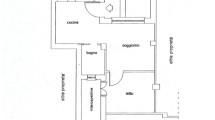 Planimetria Appartamento Eur Mostacciano -ROMACASA