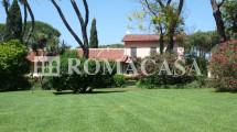 Giardino - Villa Aurelia -ROMACASA