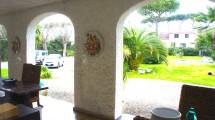 Patio Villa Infernetto -ROMACASA