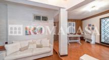 Sala Piano S1 - Villino EUR Villaggio Azzurro - ROMACASA