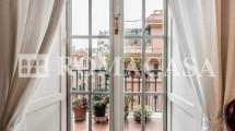 Dettaglio Finestra Appartamento Corso Trieste - ROMACASA