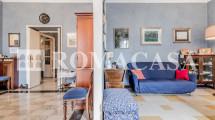 Sala - Appartamento Corso Trieste - ROMACASA