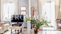 Sala  Appartamento Corso Trieste - ROMACASA