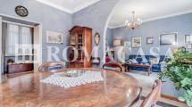 Sala_Appartamento Corso Trieste - ROMACASA