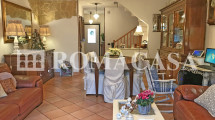 Sala  Villino EUR Fotografia -ROMACASA