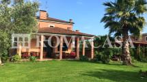 Esterno - Villa Vallerano -ROMACASA