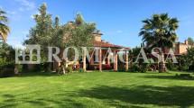 Esterno  Villa Vallerano -ROMACASA