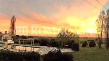 Panorama Villa Pratica di Mare -ROMACASA