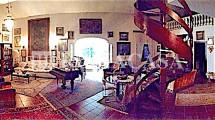 Sala - Villa Pratica di Mare -ROMACASA