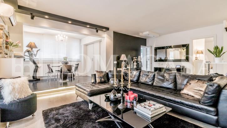EUR – Appartamento 95 mq – Totalmente Ristrutturato