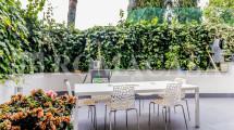 Terrazzo_Appartamento EUR Mostacciano - ROMACASA