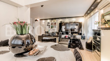 Zona Pranzo:Sala Appartamento EUR Mostacciano - ROMACASA