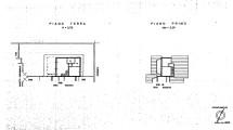 Planimetria Villa Ardea Nuova California - ROMACASA