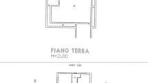 Planimetria Villino Bolsena-Piansano -ROMACASA