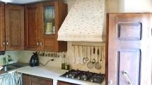 Cucina Appartamento Montemerano -ROMACASA