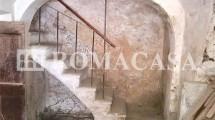 Dettaglio Palazzo Storico Bagnoregio (VT) - ROMACASA