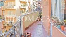 Balcone Appartamento Vigna Clara - ROMACASA