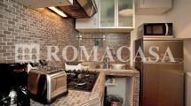 Cucina_Appartamento Centro Storico Roma
