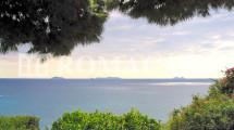 Panorama Vista Mare Villino San Felice Circeo -ROMACASA