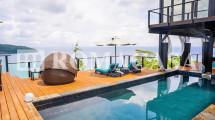 SEYCHELLES – Splendida Villa di design vista mare
