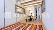 Corridoio Appartamento Centro Storico Roma - ROMACASA