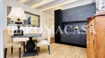 Sala con Cucina  Appartamento Centro Storico Roma - ROMACASA