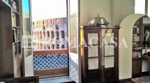 Panorama Appartamento Colosseo - ROMACASA