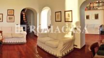 Sala_Appartamento Colosseo - ROMACASA