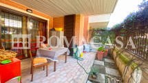 13 Giardino Appartamento Portuense - ROMACASA