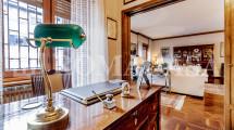 Sala Appartamento Villa Bonelli - ROMACASA