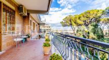 Terrazzo - Appartamento Villa Bonelli - ROMACASA