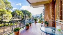 Terrazzo Appartamento Villa Bonelli - ROMACASA