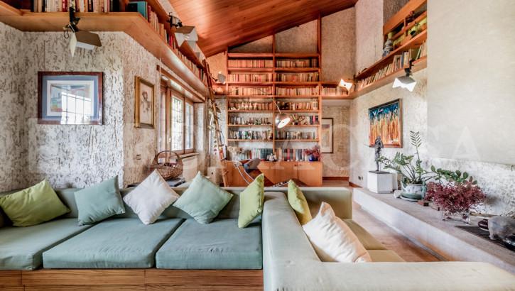 ARDEATINA – Appartamento in villa – PARCO DELL'APPIA ANTICA