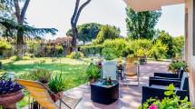 Patio e Giardino Villa Ardeatina - ROMACASA