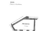 Planimetria Piano T - Locale Porta Maggiore - ROMACASA