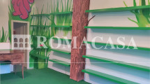 Interno Locale  Via Odescalchi - ROMACASA