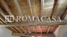 Dettaglio Soffitto Loft Centro Storico - ROMACASA
