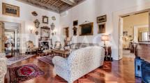 D3 SALA CAMINO Appartamento Centro Storico Roma - ROMACASA