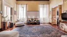 E1 SALA TV Appartamento Centro Storico Roma - ROMACASA