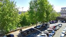 TRASTEVERE/TESTACCIO – L.re degli Artigiani – Appartamento di 90 mq piano alto con Balcone