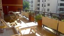EUR TORRINO – Incantevole bilocale immerso nel verde con splendido terrazzo mq 40